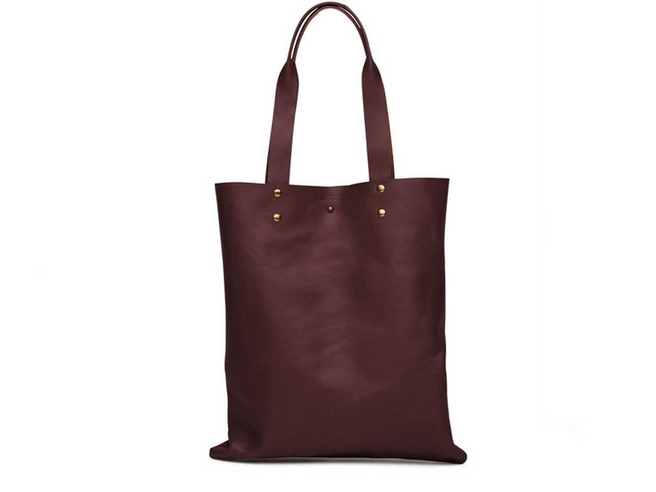 Button Bag for Life Bordeaux