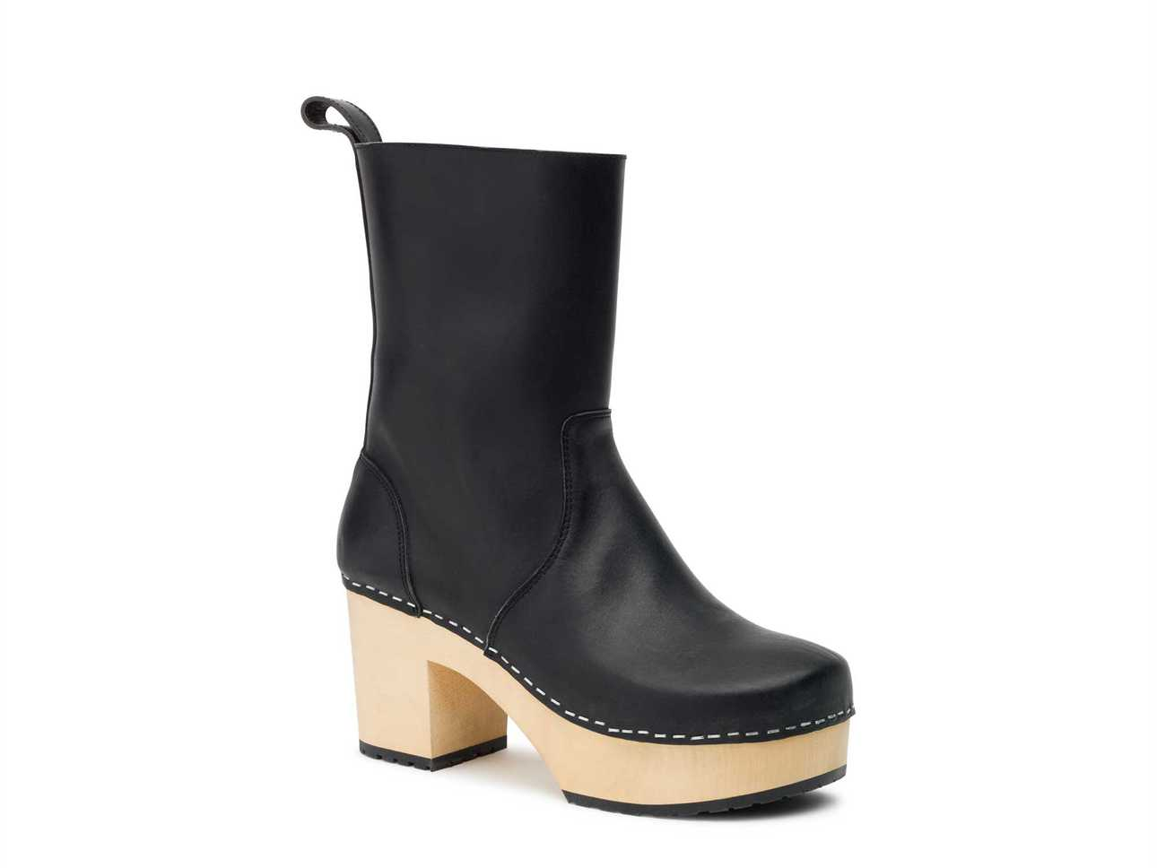 Swedish Boot Black