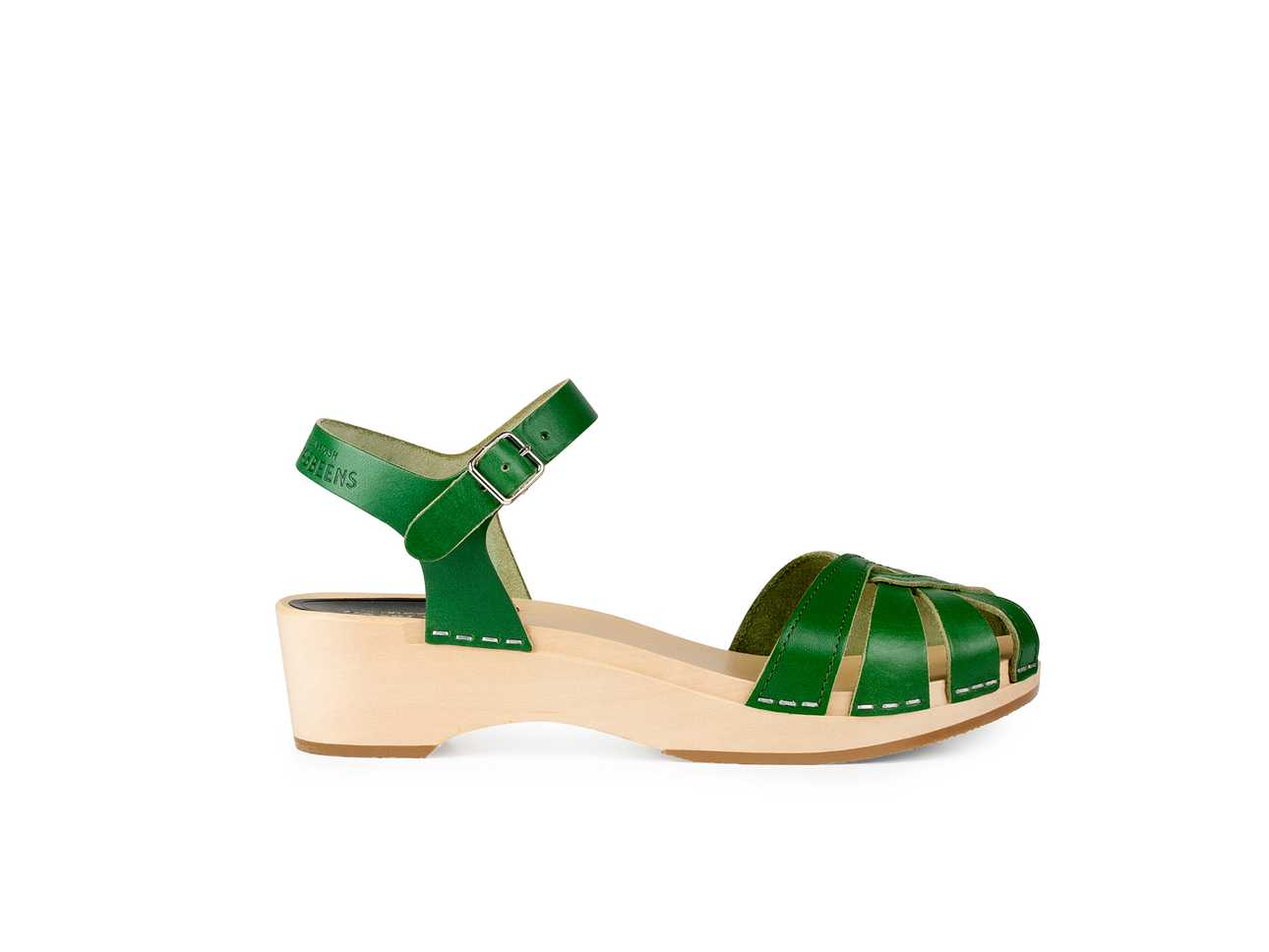 Cross Strap Debutant Strong Green