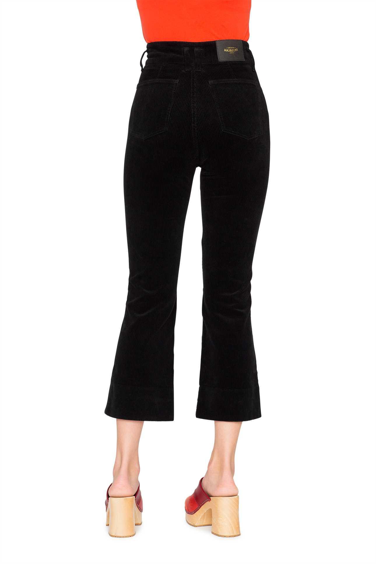 Product image Short Boot Cut Pants Cord