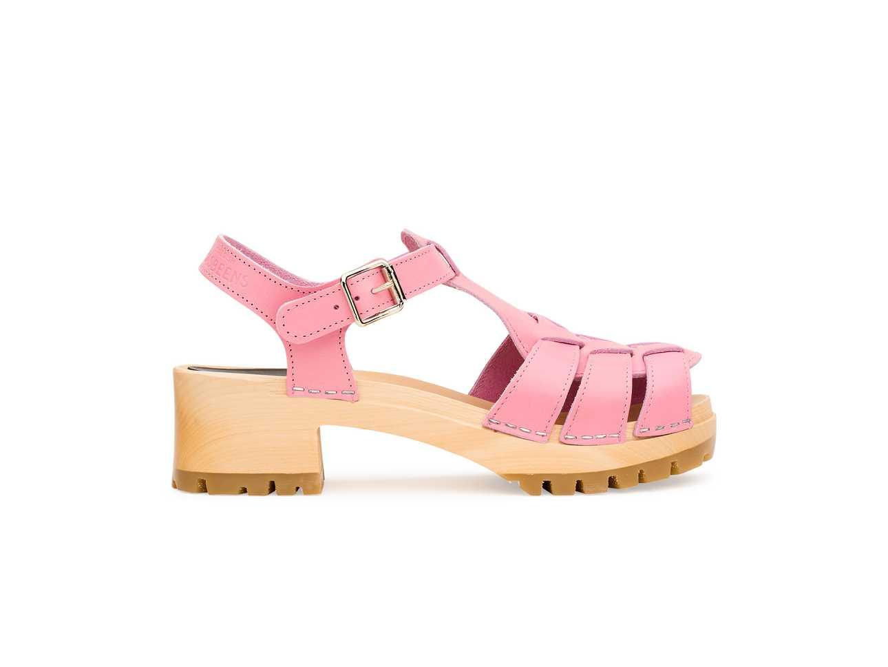 Grunge Sandal Bubble Gum Pink