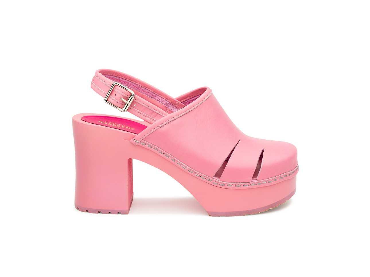 Baskemölla Slingback Bubble Gum Pink