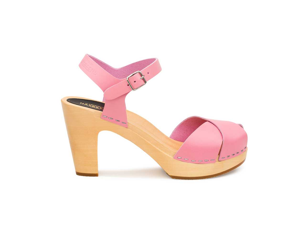 Merci Sandal Bubble Gum Pink