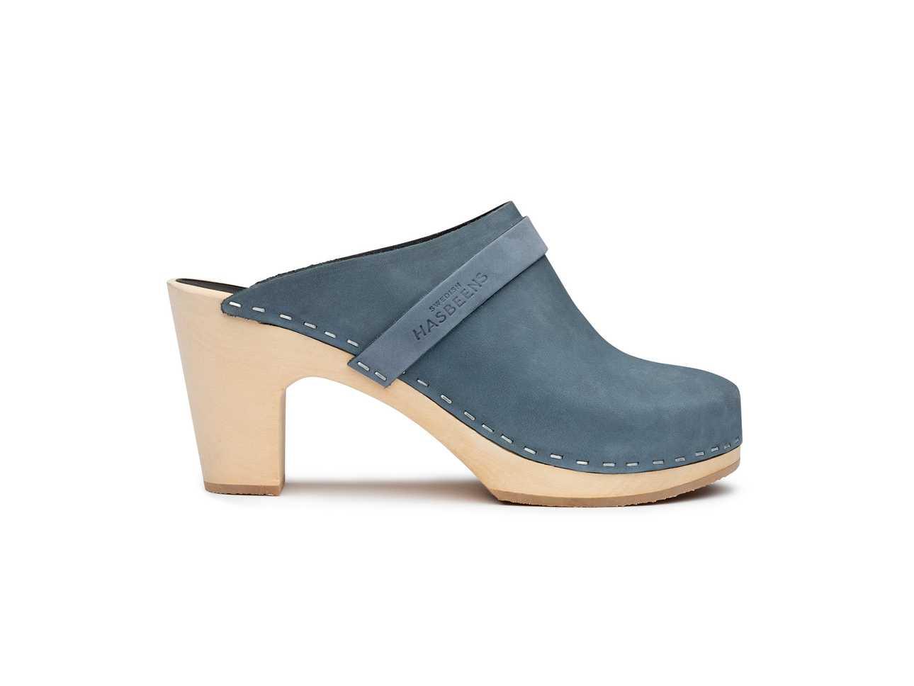 Slip In Classic Blue Nubuck