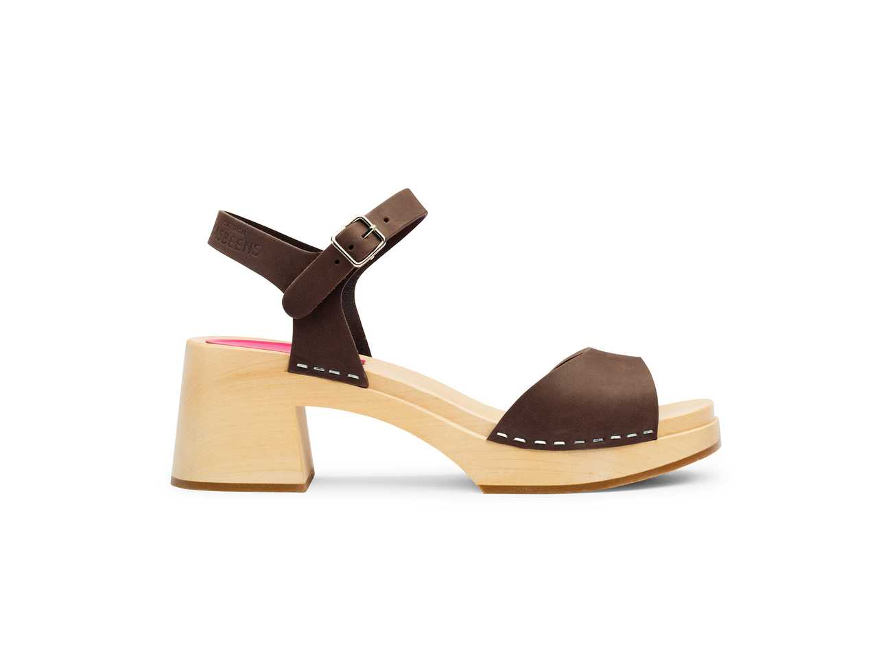 Mia Chocolate Nubuck