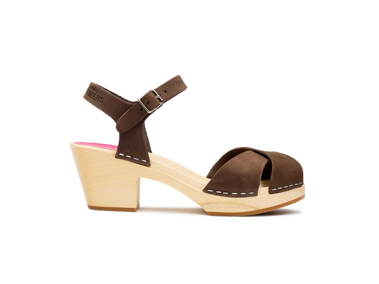 Mirja Chocolate Nubuck