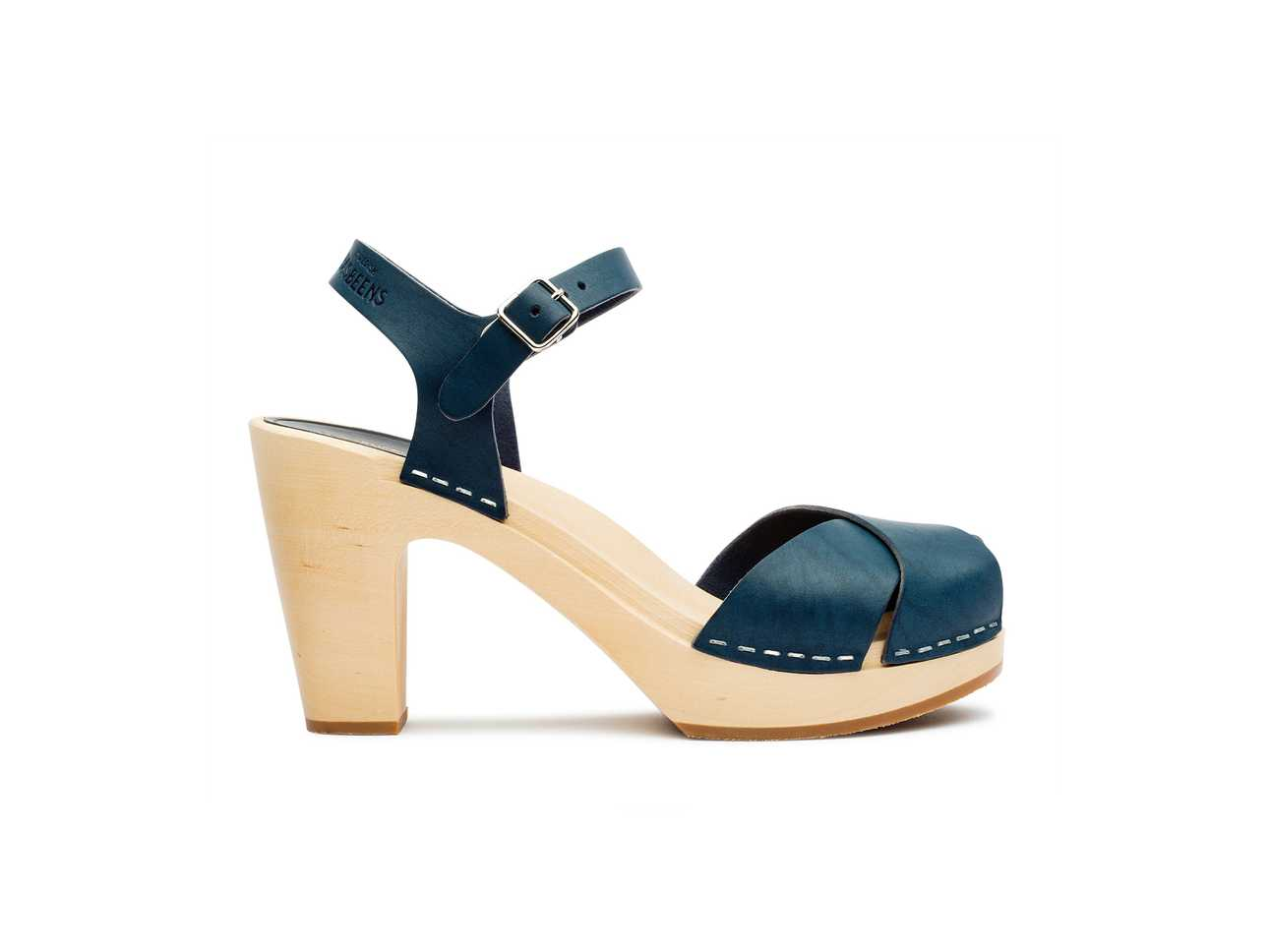 Merci Sandal  Dark Blue
