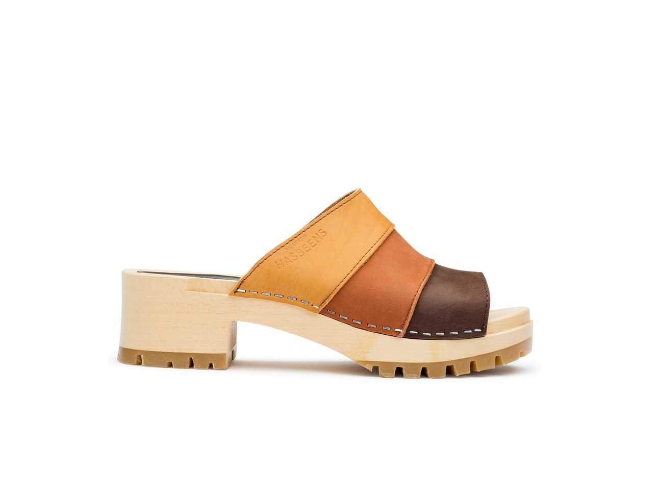 Mona Brown Nubuck Color Combo