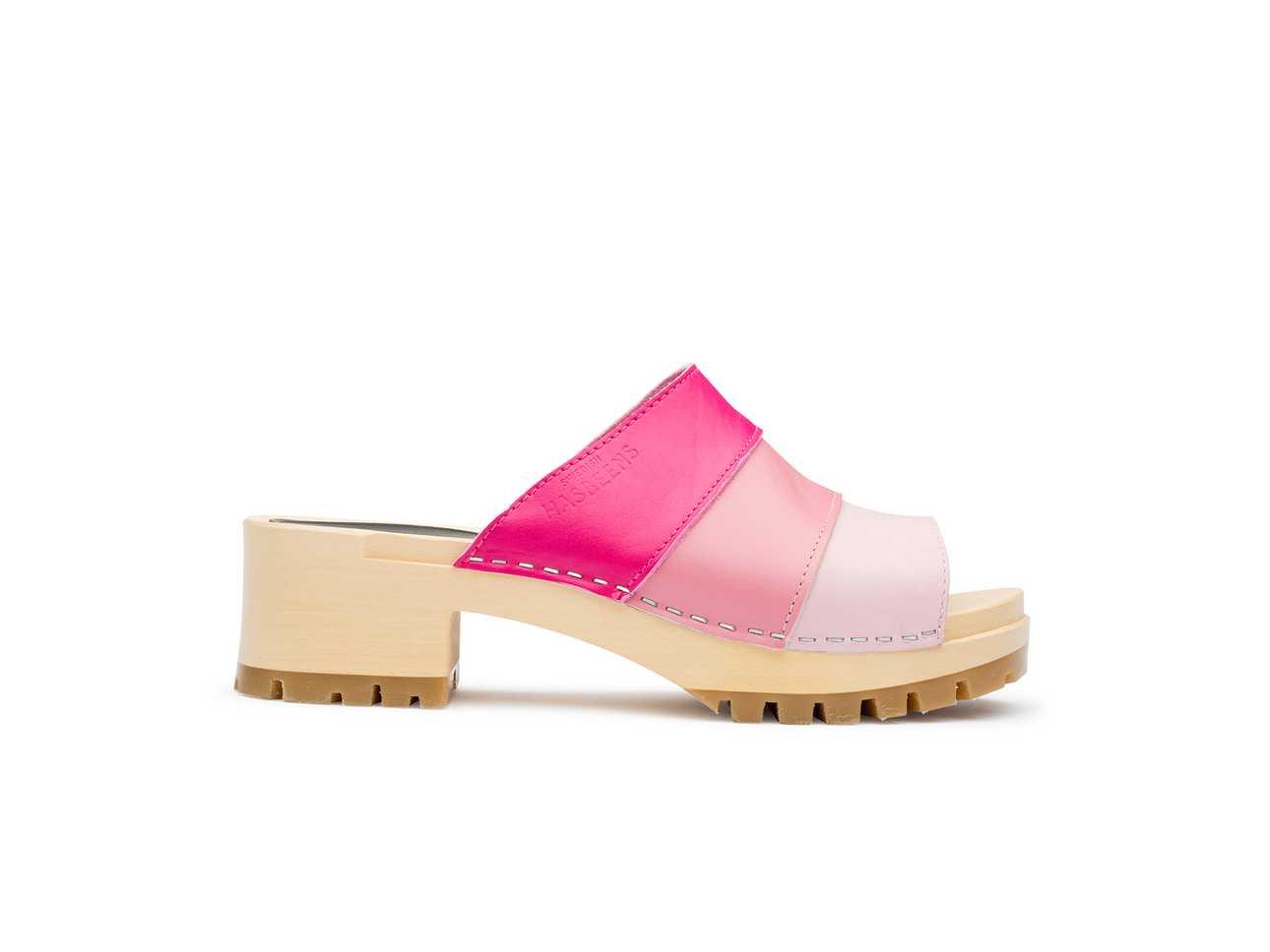 Mona Pink Nubuck Color Combo
