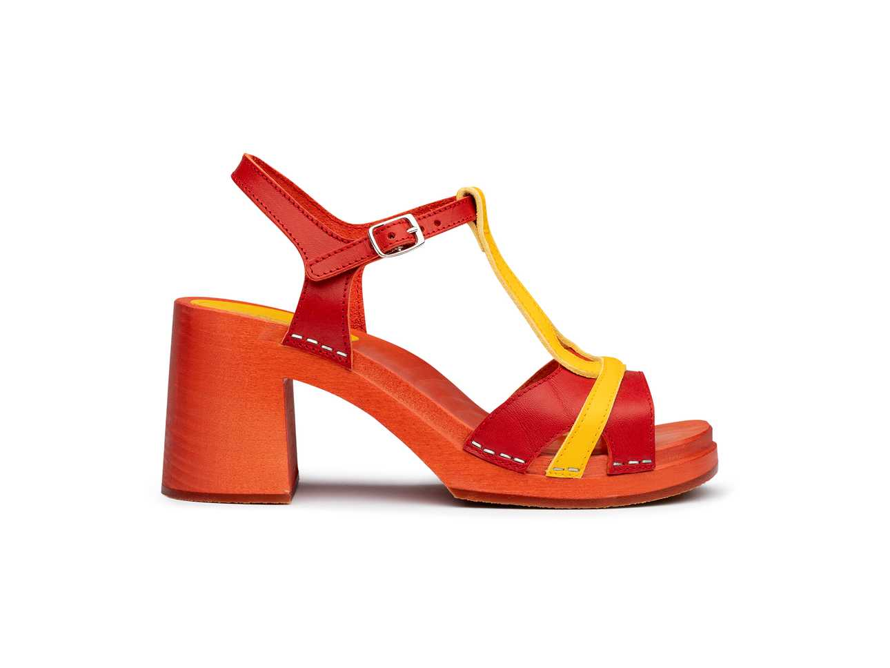 Ulla Red / yellow