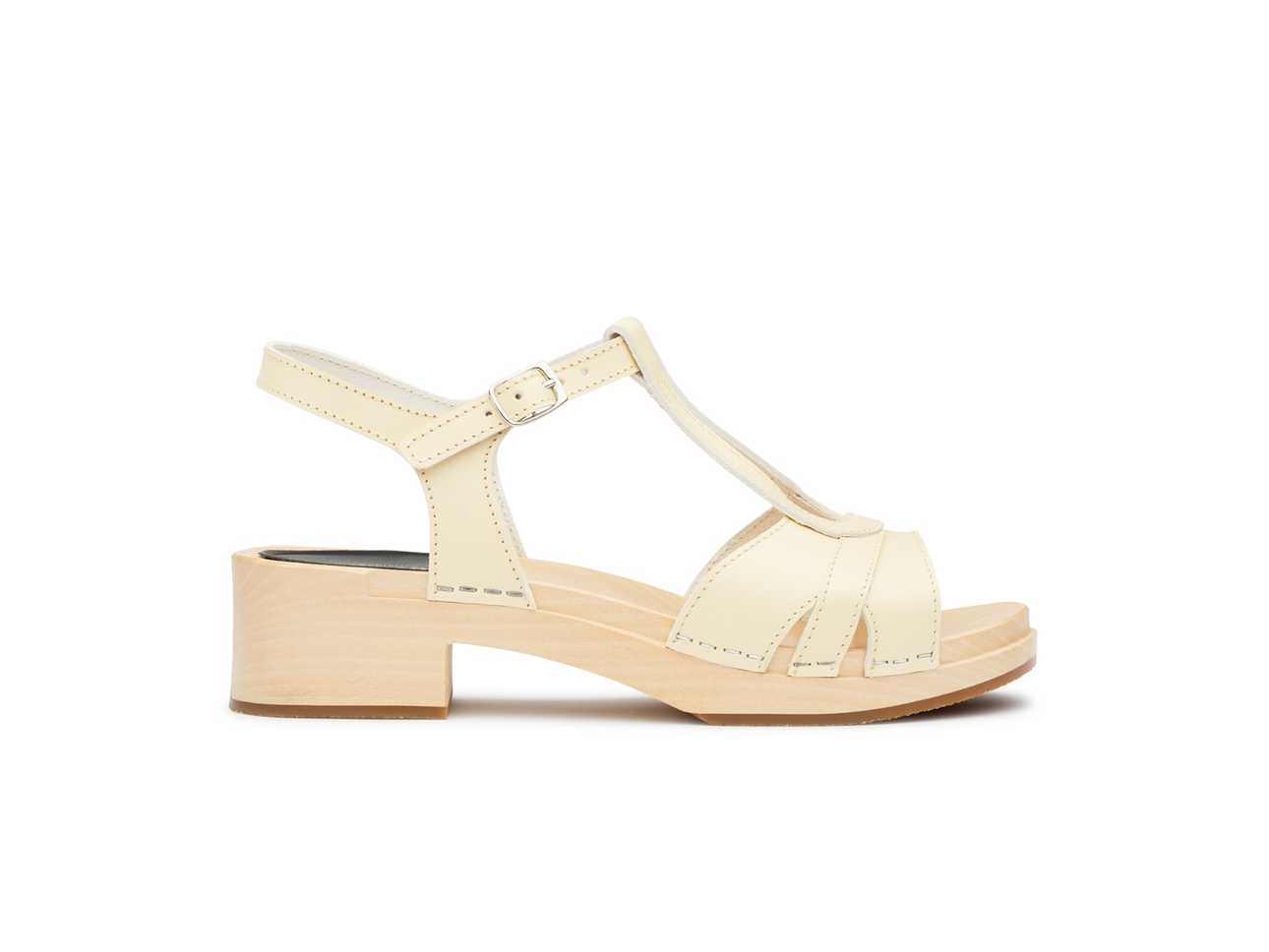 Ulla Low Creamy white