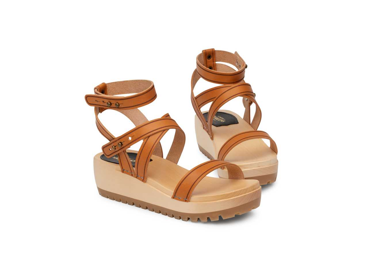 Jesus Ankle Sandal Nature